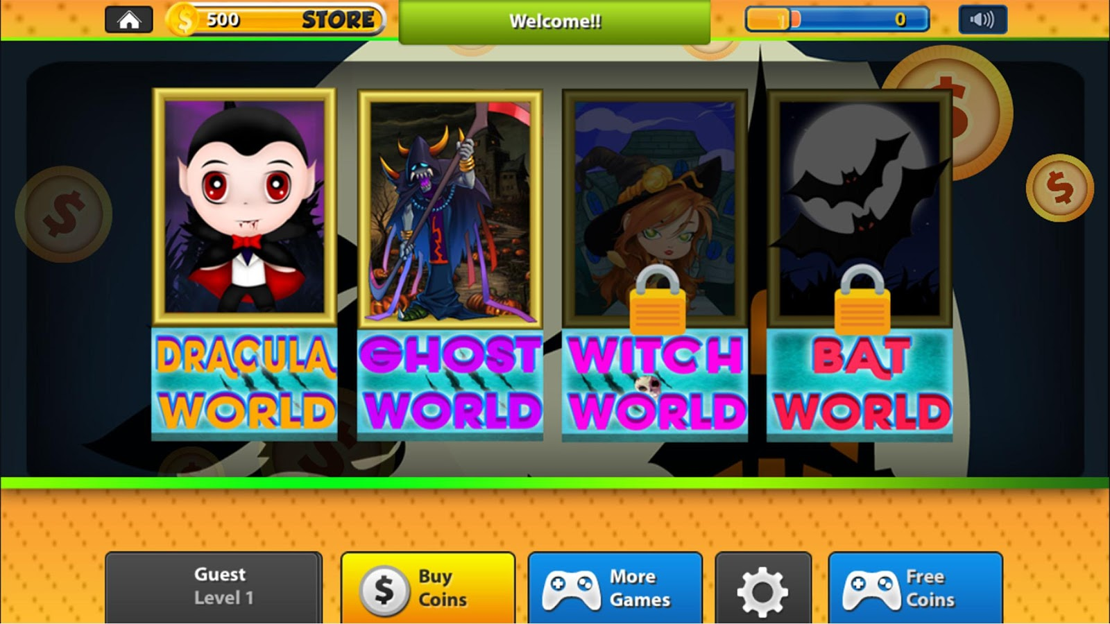 Witches Riches Slots- screenshot