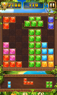 Puzzle Block Jewels Capture d'écran
