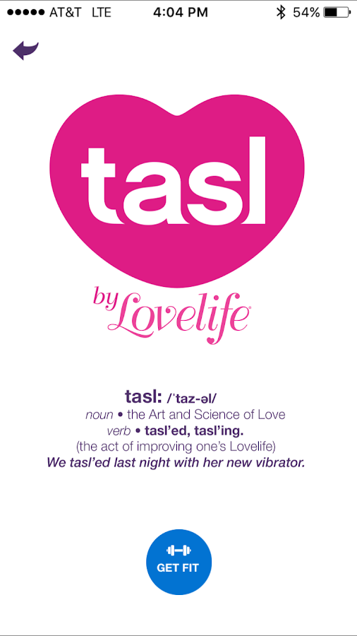 tasl - Art & Science of Love- screenshot
