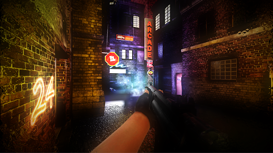 Cyber Retro punk 2069 | Offline Cyberpunk Shooter Apk Download For Android 6