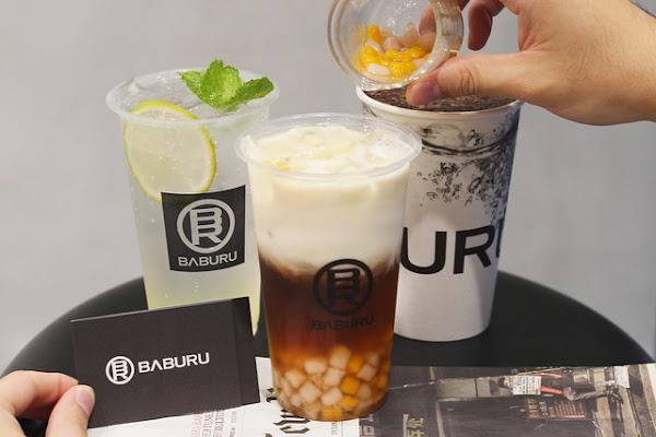 BABURU DRINK SHOP-來這必喝主打氣泡飲,冬季重磅推出可可系列