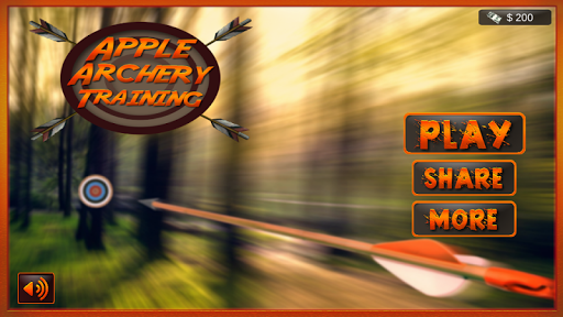 リンゴのアーチェリー練習|玩街機App免費|玩APPs