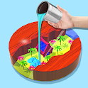 Satisfying Repair Art! Noodle Repair & Epoxy resin icon