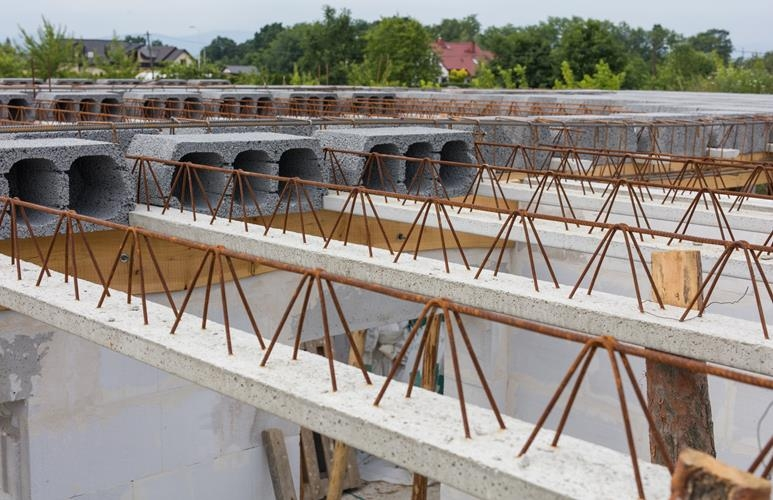 Jak zbudować strop teriva?