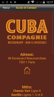 Cuba Compagnie Café   Android Apps on Google Play