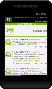 FM NOTICIAS 95.9- screenshot thumbnail