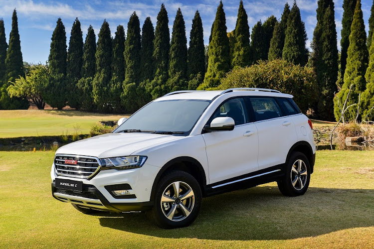 The Haval H6C is not going to look out of place in trendier suburbs. Picture: Haval SA.