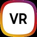 Samsung VR icon