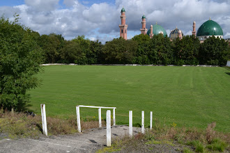 Photo: 27/08/11 - Photo taken at Park Avenue, former ground/site of Bradford Park Avenue FC - contributed by Andy Gallon