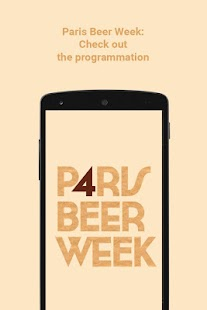 Paris Beer Week- screenshot thumbnail