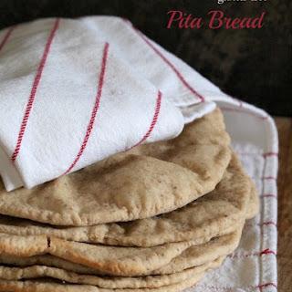Gluten Free Pita Bread
