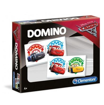 Clementoni Domino Cars 3