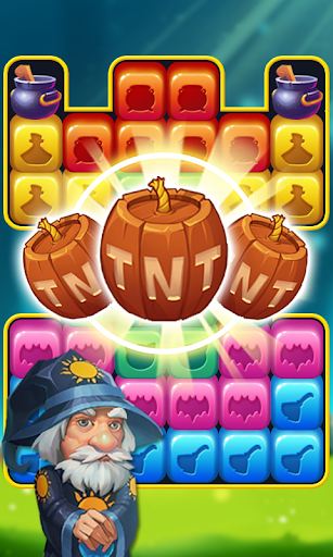 Witch Magical Blast 1.0.2 screenshots 5