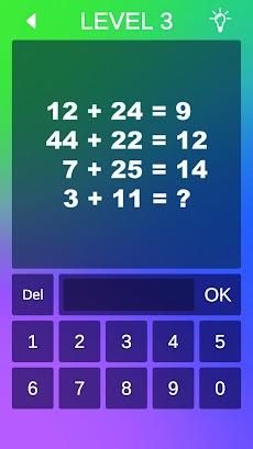 MathZZle - ひらめきの算数パズルのおすすめ画像2