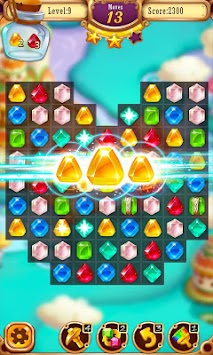 Jewels Mania Crush apk screenshot
