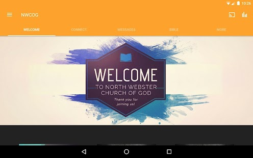 North Webster Church of God- screenshot thumbnail