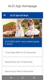 ALDI Australia- screenshot thumbnail