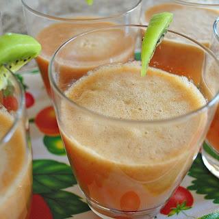 Fresh Fruit Mocktail Recipes.