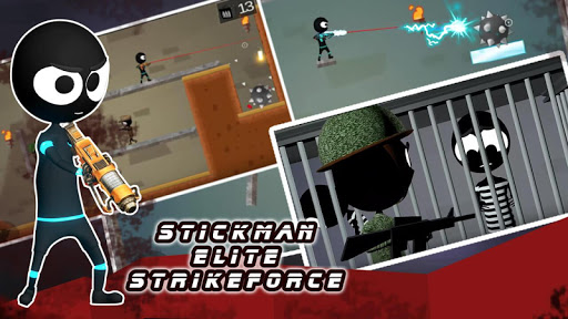 Stickman Shooter: Elite Strikeforce 6.7 screenshots 7