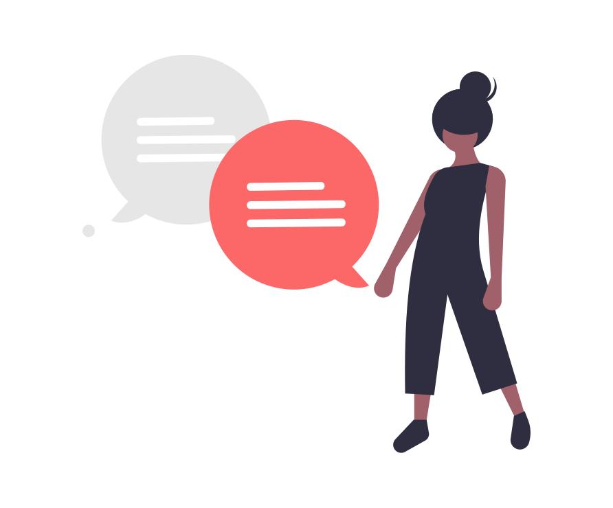 Monitor project communication