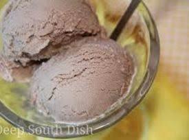 Magic Easy Chocolate Ice Cream