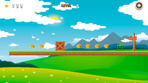 玩免費街機APP|下載Geometry Rush app不用錢|硬是要APP