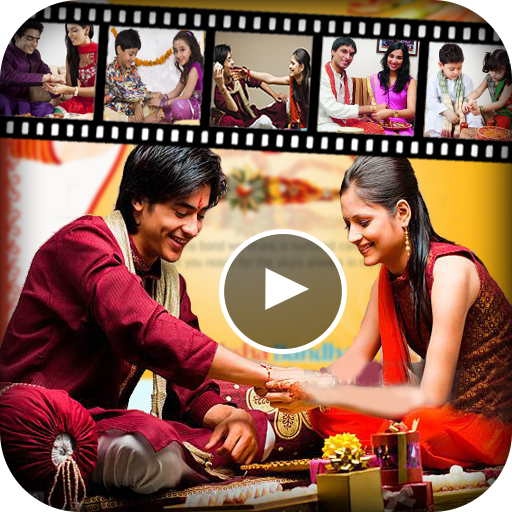 Rakhi Video Maker - Slideshow Maker With Music
