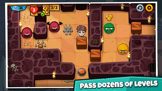 Maze Bandit- screenshot thumbnail
