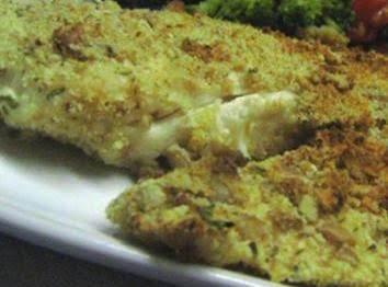 Grace's Cajun Orange Roughy Recipe