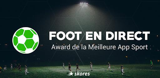 SKORES- Foot en direct   Résultats Football 2018 – Applications sur Google  Play 03029ccf26565