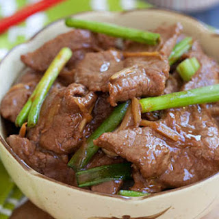 Shredded Ginger Beef Recipes