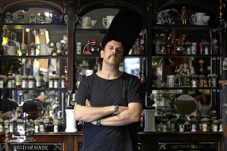Jack Parow is proudly South African. End of.