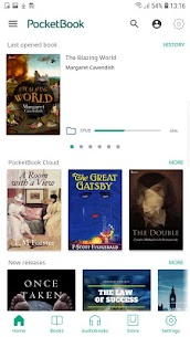 PocketBook reader free reading epub, pdf, cbr, fb2 1