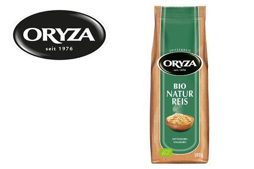 Bild für Cashback-Angebot: ORYZA BIO Naturreis - Oryza