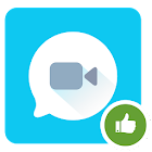 Hala Gratis Video Chat & Anruf icon