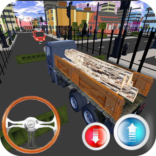 Amazing Cargo Truck Driver 3d file APK Free for PC, smart TV Download