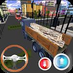 Amazing Cargo Truck Driver 3d Icon