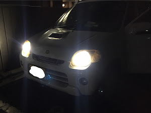 Kei HN21S S タイプ 4WD MTのカスタム事例画像 かばさんの2019年05月31日00:09の投稿