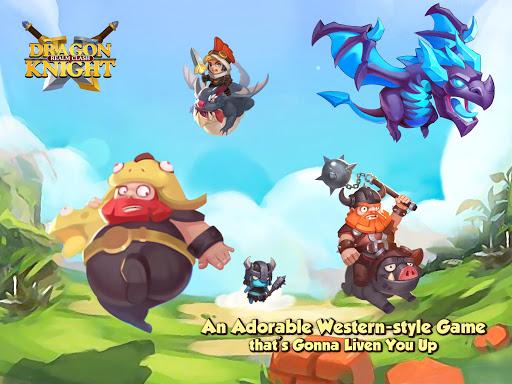 Dragon Knight : Realm Clash  screenshots 11