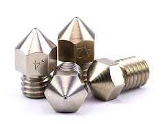 Micro Swiss Nozzles, Hotends, and Extruders