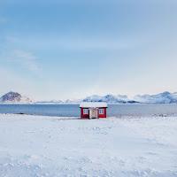 Frozen in Norway di