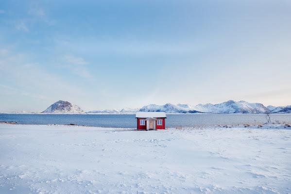 Frozen in Norway di marina_mangini