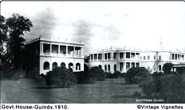 Photo: Govt house -Guindy.