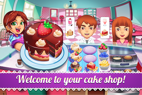 My Cake Shop Game Tapps