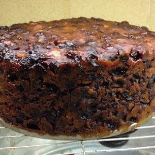 Rich Fruit Cake (3 Ingredient Cake).