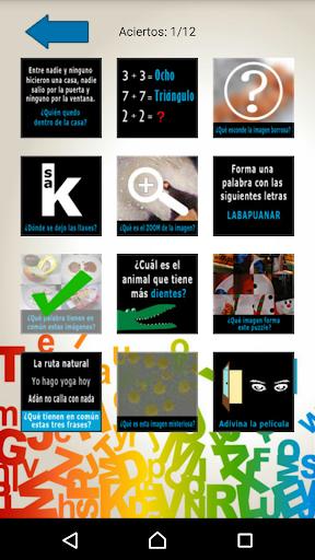 Resuelve Acertijos - adivinanzas, retos lu00f3gicos... 2.9.2.1.1.1.4 screenshots 7