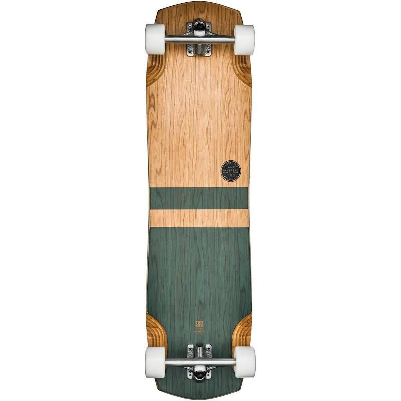 Globe - Geminon Evo 38 Olive/Marine longboard