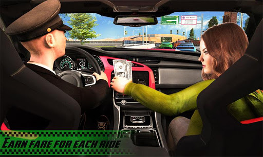 Yellow Cab American Taxi Driver 3D: New Taxi Games  screenshots 6