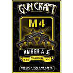 Gun M4 Amber Ale