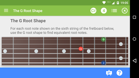 Guitar Notes Master screenshot 2